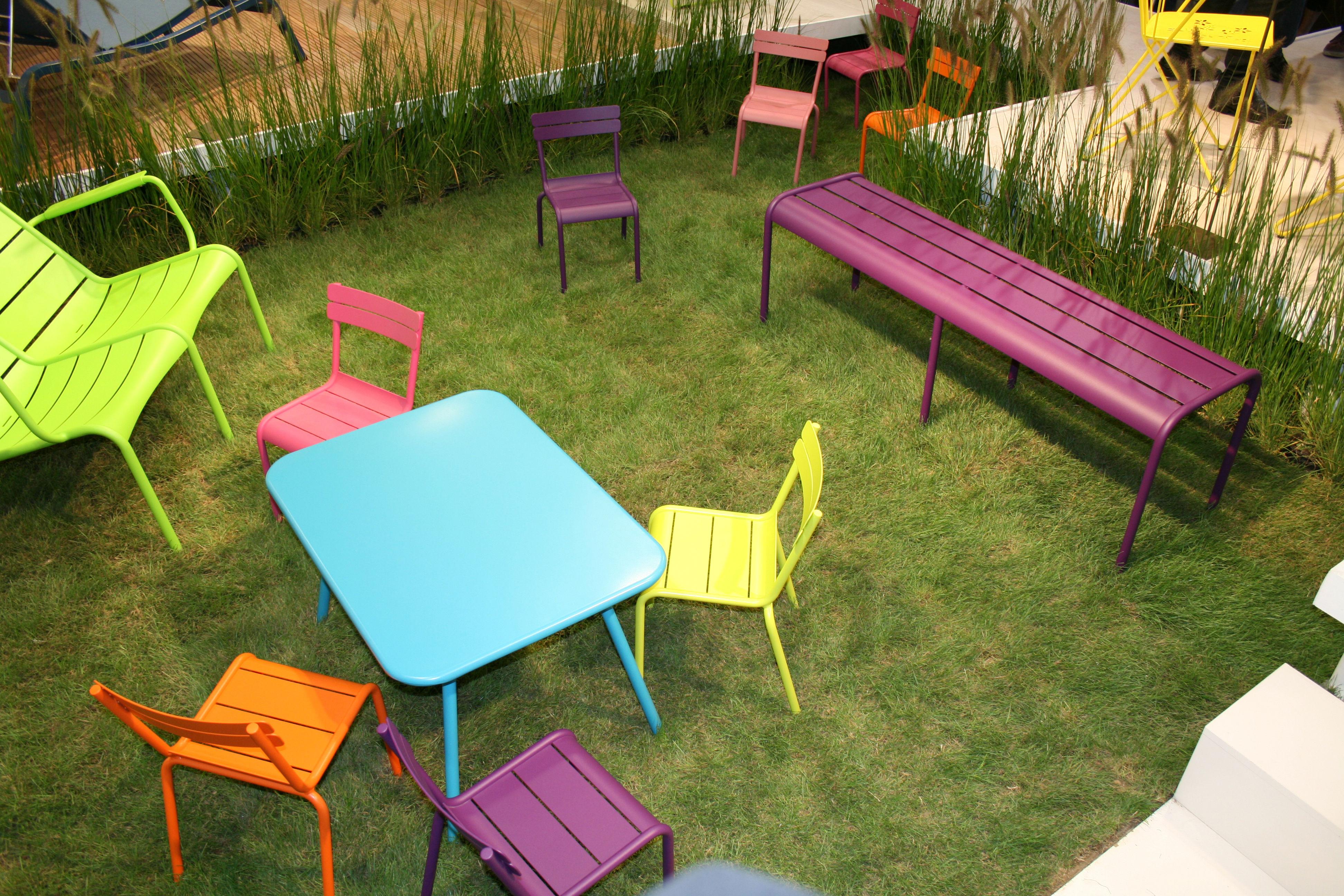 Salon de jardin fermob - Mailleraye.fr jardin