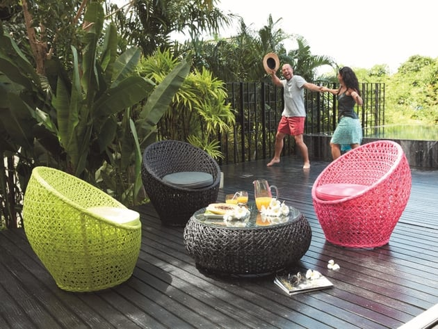 Salon de jardin rotin maison du monde - Mailleraye.fr jardin