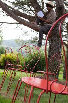 Comment restaurer un salon de jardin en fer forge