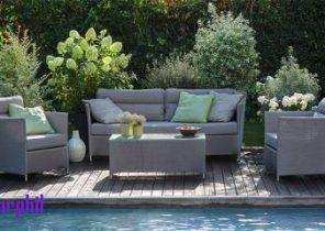 salon de jardin alu truffaut jardin. Black Bedroom Furniture Sets. Home Design Ideas