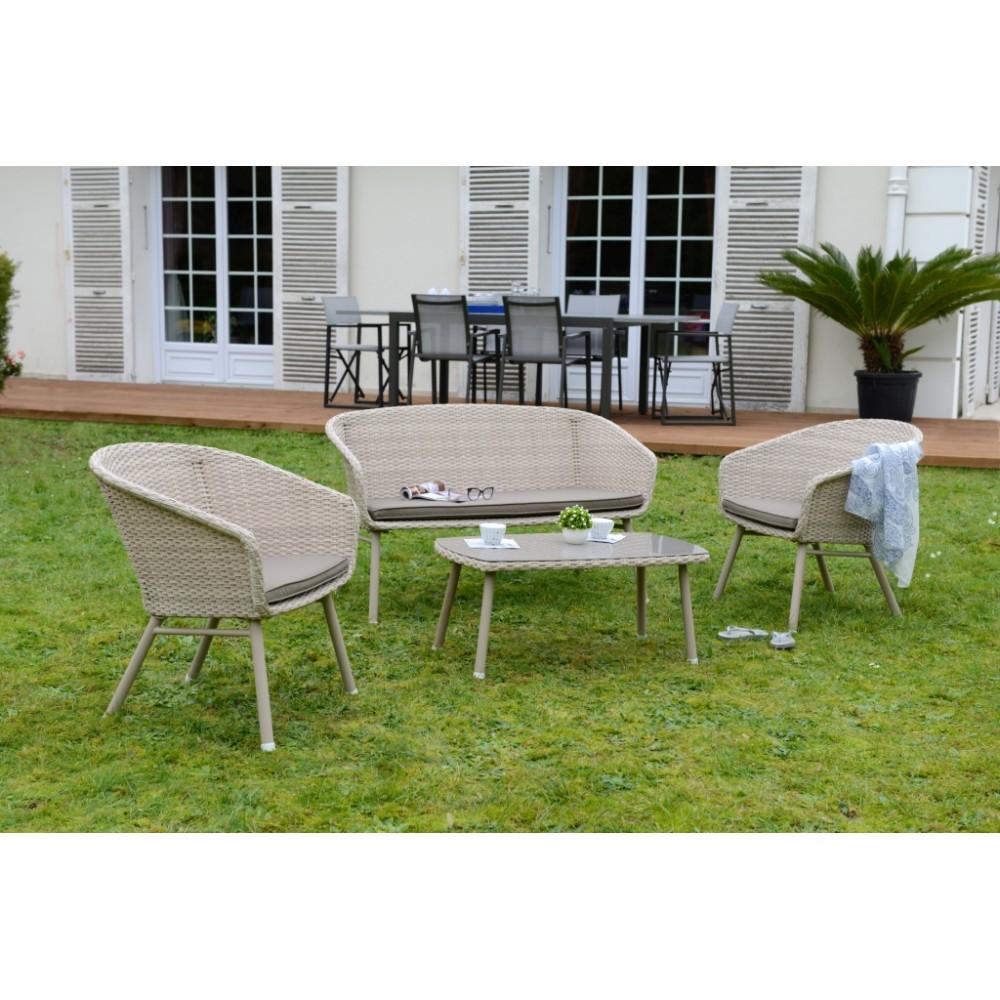 Salon detente jardin bricorama - Mailleraye.fr jardin