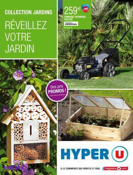 Promotion salon de jardin hyper u