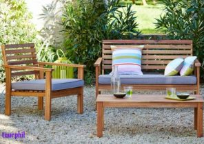 salon de jardin en palette astuce jardin. Black Bedroom Furniture Sets. Home Design Ideas