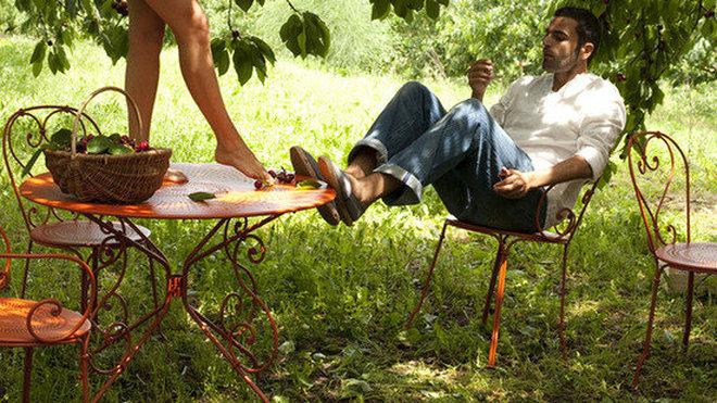 Salon de jardin mr bricolage 159€