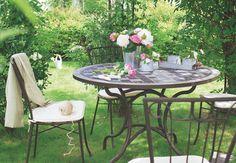 Salon de jardin mosaique jardiland