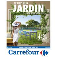 Mobilier de jardin carrefour catalogue jardin - Catalogue carrefour salon de jardin ...