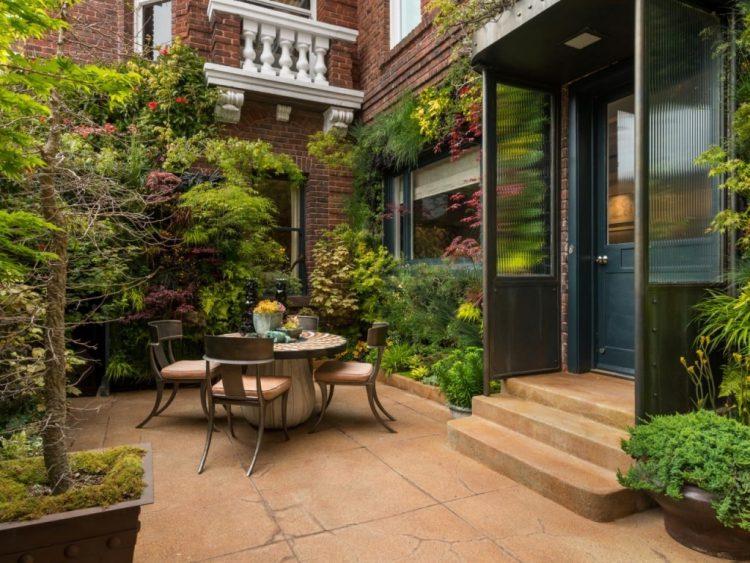 House and garden salon de jardin