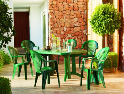 Peut on repeindre un salon de jardin en plastique - Mailleraye.fr jardin