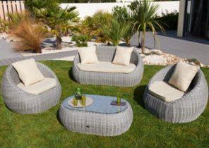 Salon de jardin solde hesperide - Mailleraye.fr jardin