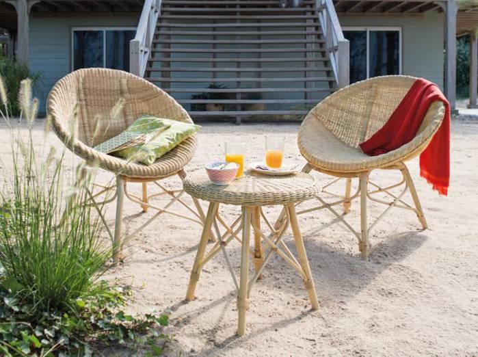 Beautiful Petit Salon De Jardin Solde Contemporary - House ...