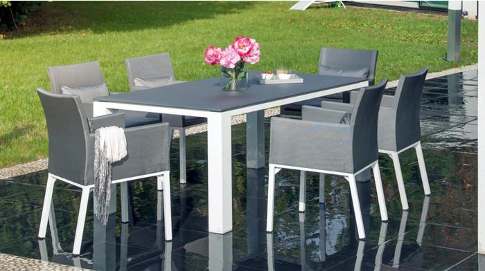 Table de salon jardin - Mailleraye.fr jardin