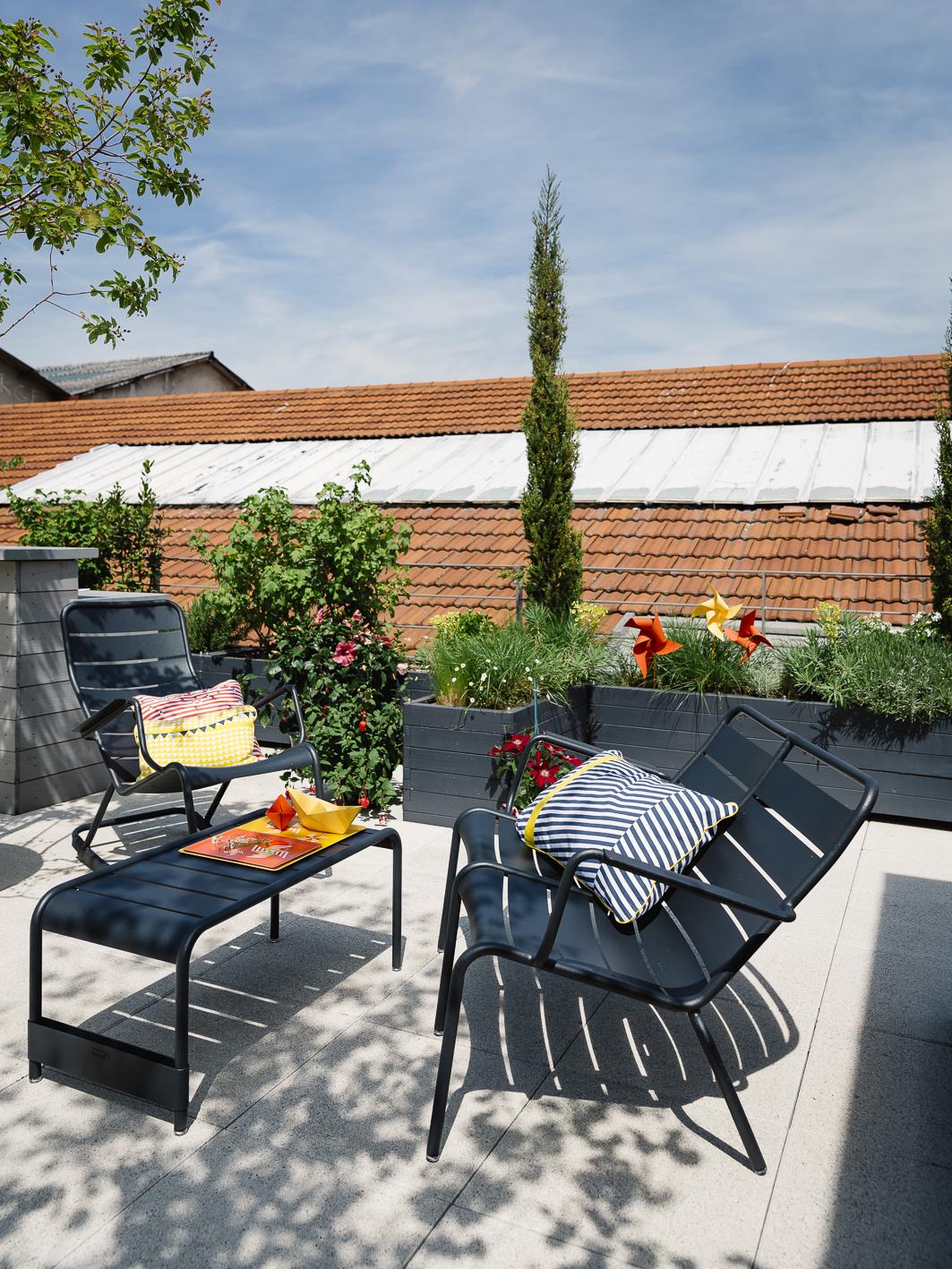 Salon de jardin metal fermob - Mailleraye.fr jardin