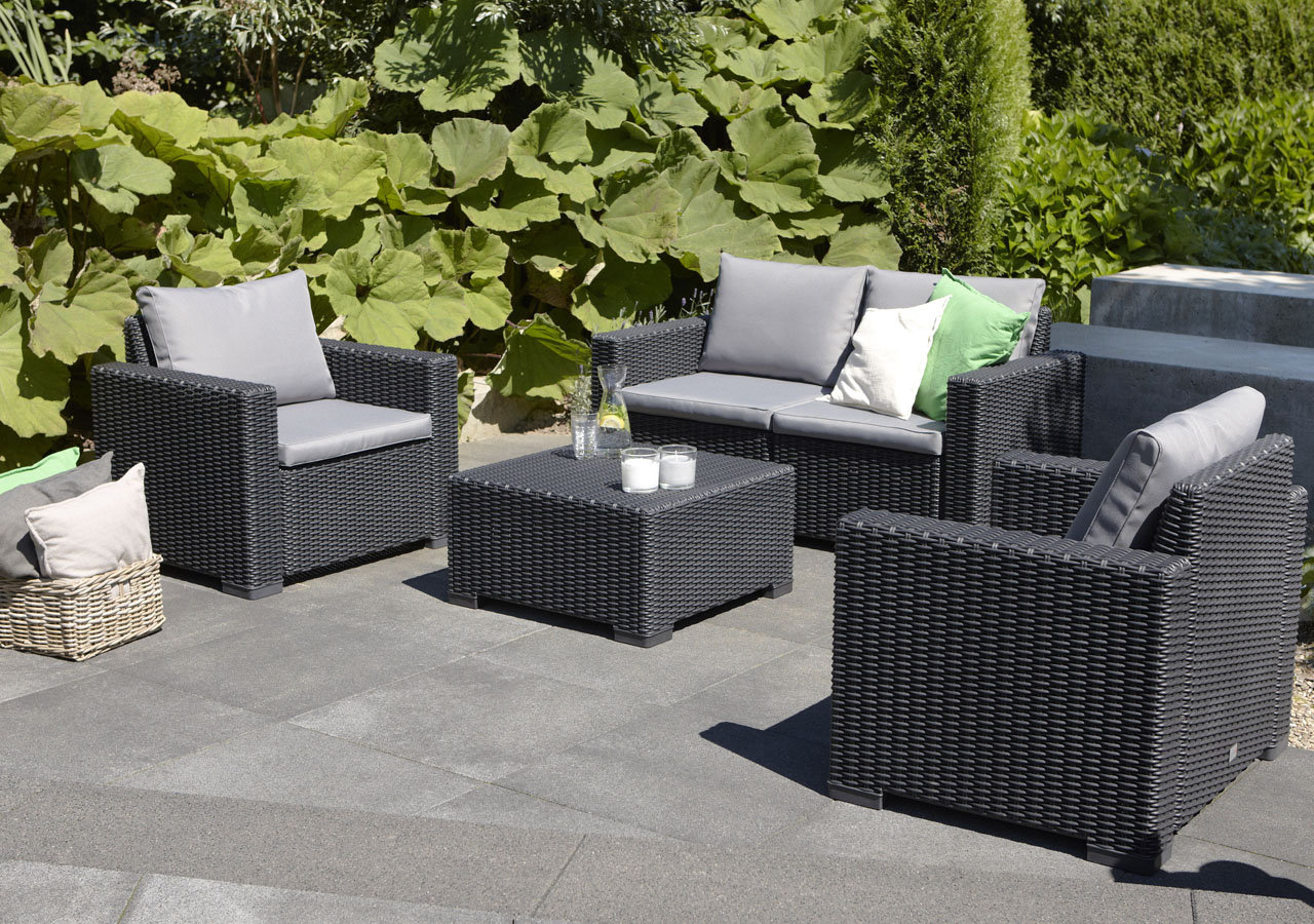 Lounge Set Jardin