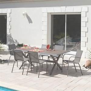 Catalogue mobilier de jardin gamm vert - Mailleraye.fr jardin