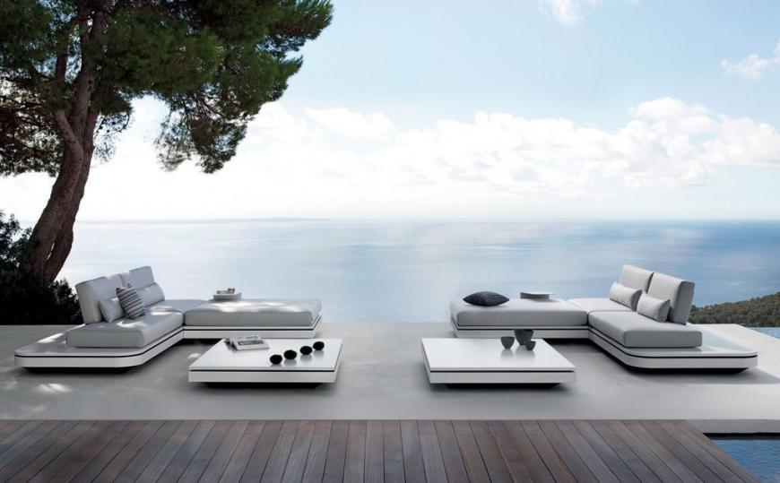 Salon de jardin luxe haussmann - Mailleraye.fr jardin