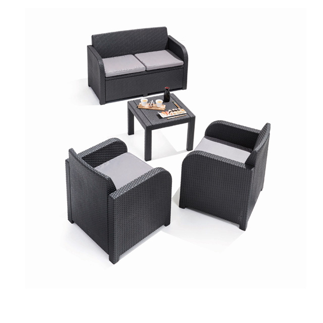 castorama salon de jardin en promotion jardin. Black Bedroom Furniture Sets. Home Design Ideas