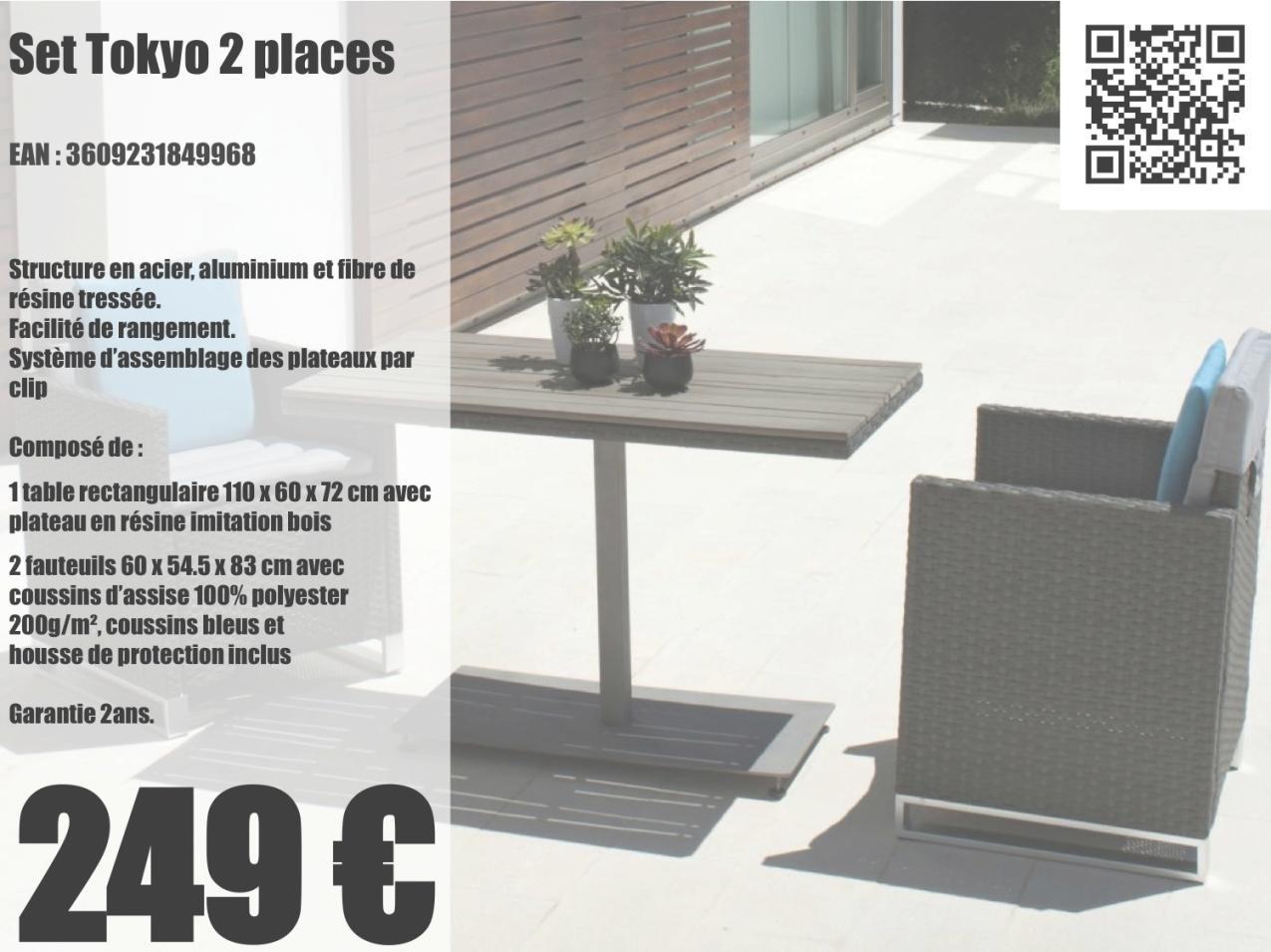 Emejing Salon De Jardin Textilene Carrefour Pictures - House ...