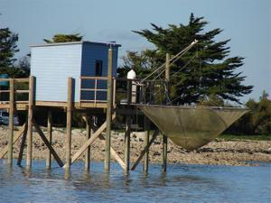 Cabane au bord de l'eau à vendre