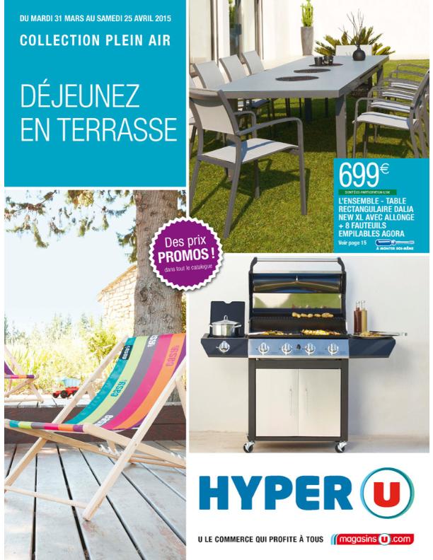 Salon de jardin hyper u vierzon - Mailleraye.fr jardin