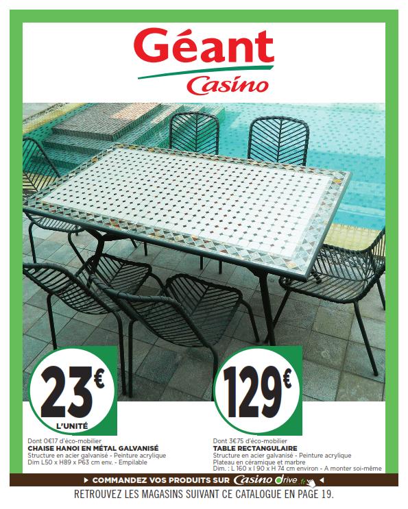 De Chez Jardin Mobilier Mobilier Casino 6bfy7g