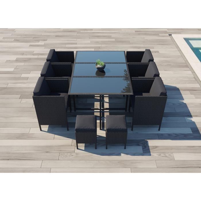 Salon de jardin cote lounge