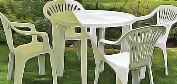 Avec quoi peindre un salon de jardin en plastique ...