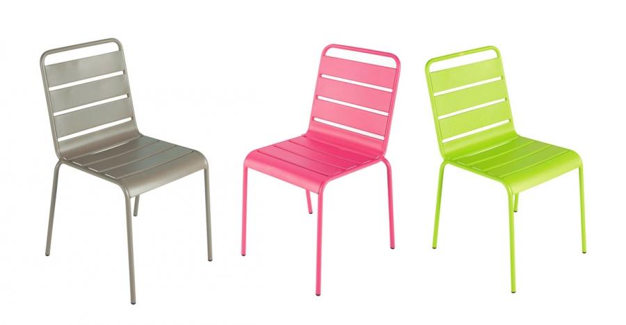 Chaise jardin maison du monde   veranda styledevie.fr