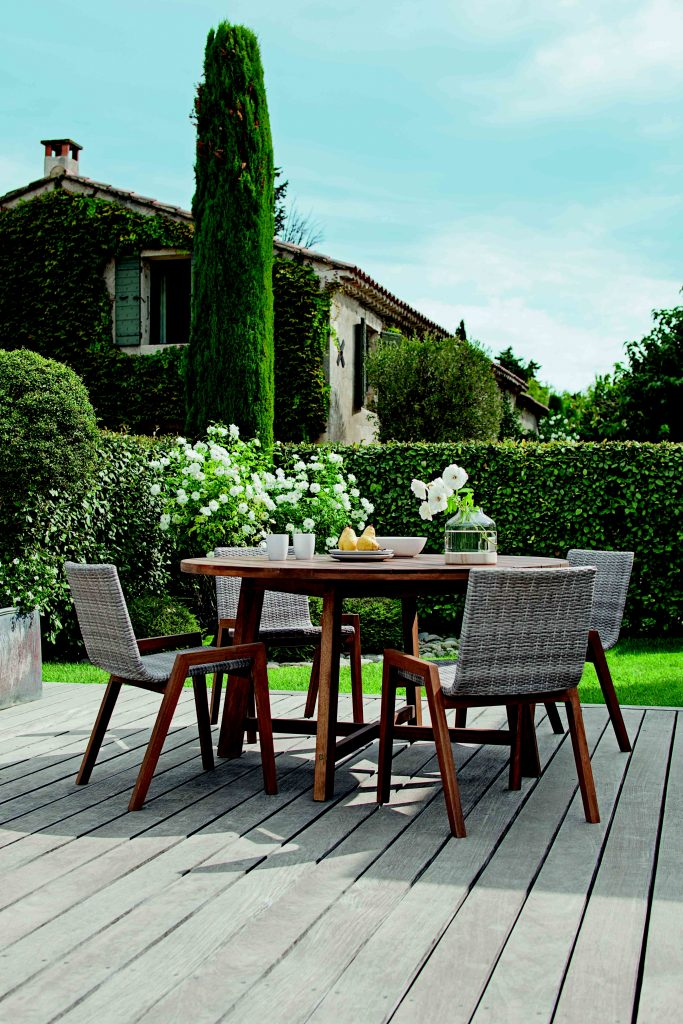Table salon de jardin casa - Mailleraye.fr jardin