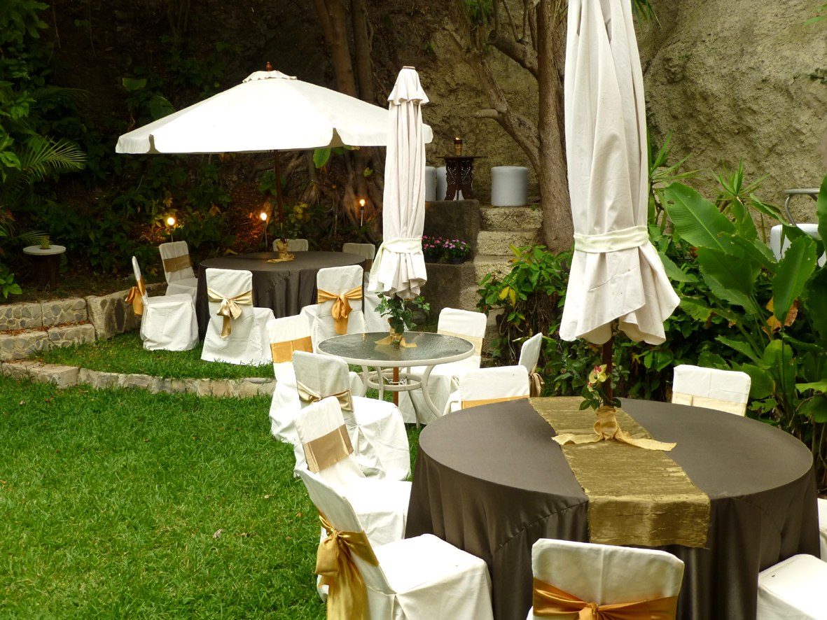 Salon jardin casablanca