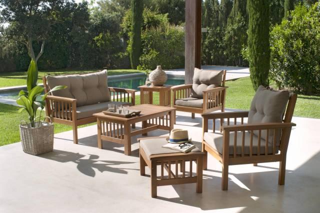 Mobilier jardin design grenoble
