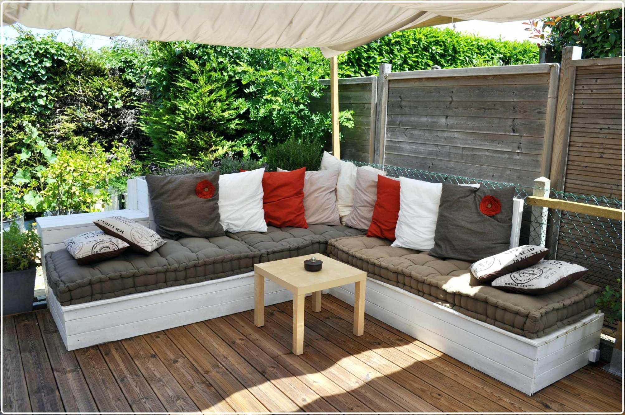 Comment realiser son salon de jardin en palette - Mailleraye.fr jardin