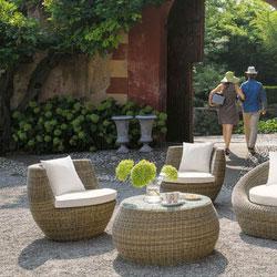 Salon de jardin la maison du monde