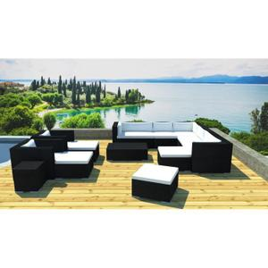 Cdiscount salon de jardin modulable - Mailleraye.fr jardin