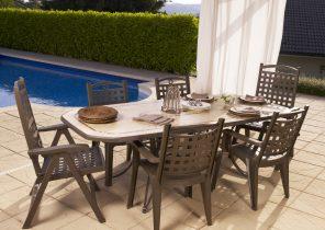 Salon de jardin en bois amazon - Mailleraye.fr jardin
