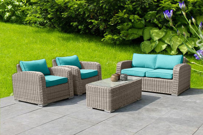 Best Salon De Jardin Coussin Couleur Contemporary - House ...