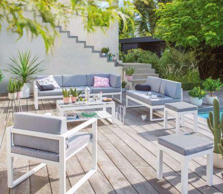 Salon de jardin icone jardiland - Mailleraye.fr jardin