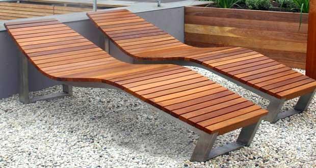 Peut on peindre un salon de jardin en bois exotique