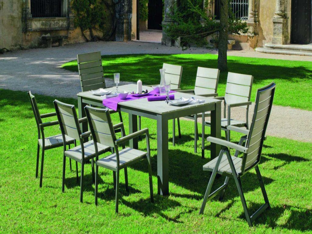 Salon de jardin leclerc st aunes - Mailleraye.fr jardin