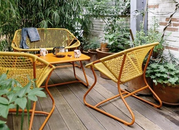 Salon de jardin fermob occasion - Mailleraye.fr jardin