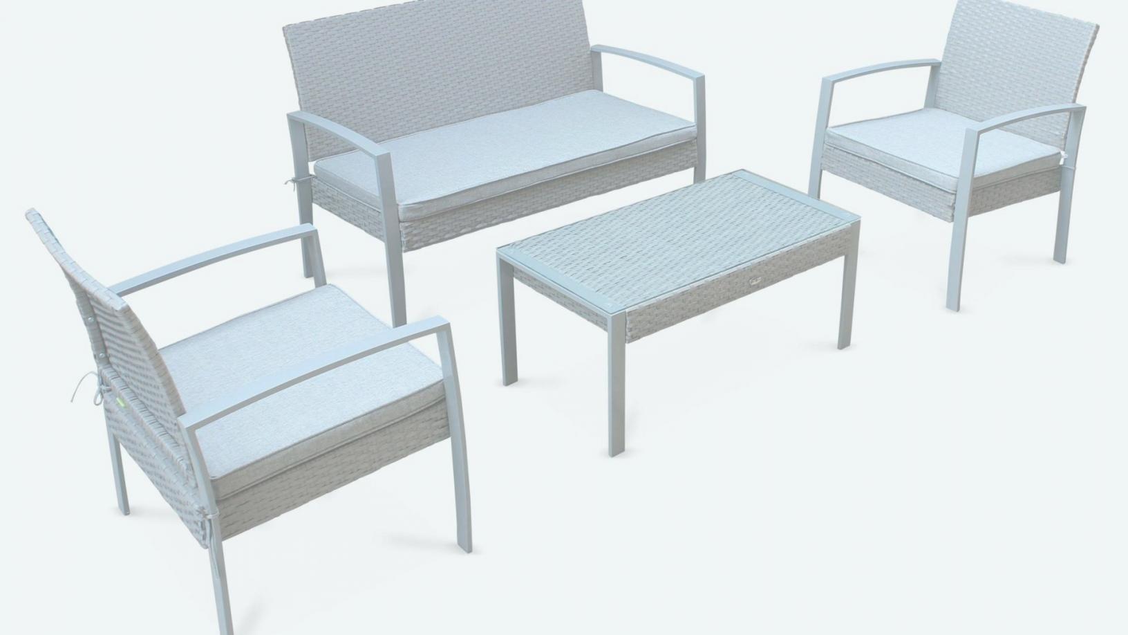 salon de jardin manomano jardin. Black Bedroom Furniture Sets. Home Design Ideas