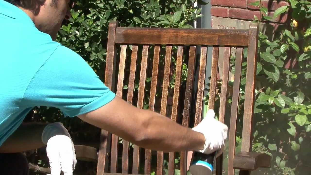 Peindre un salon de jardin en rotin - Mailleraye.fr jardin