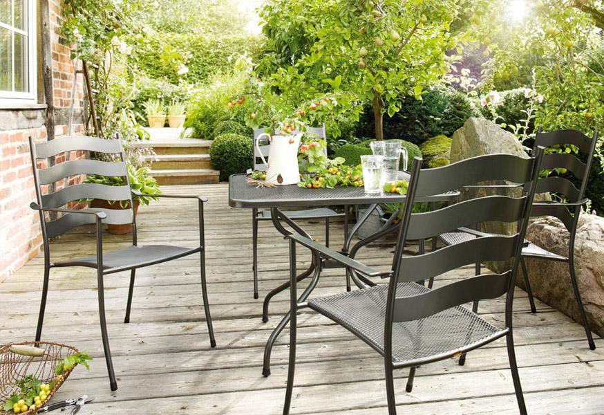 Mobilier de jardin haut de gamme belgique - Mailleraye.fr jardin