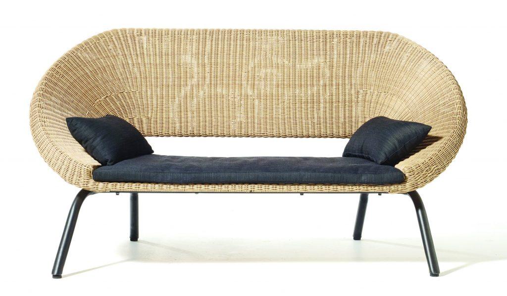 salon de jardin blooma santorin jardin. Black Bedroom Furniture Sets. Home Design Ideas