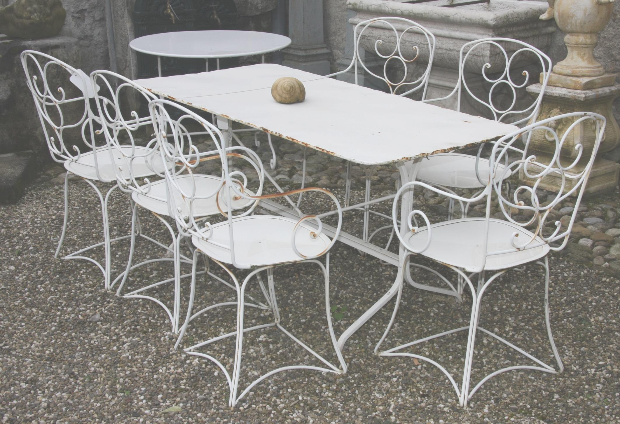 Awesome Table De Jardin Ronde Le Bon Coin Photos - House Design ...