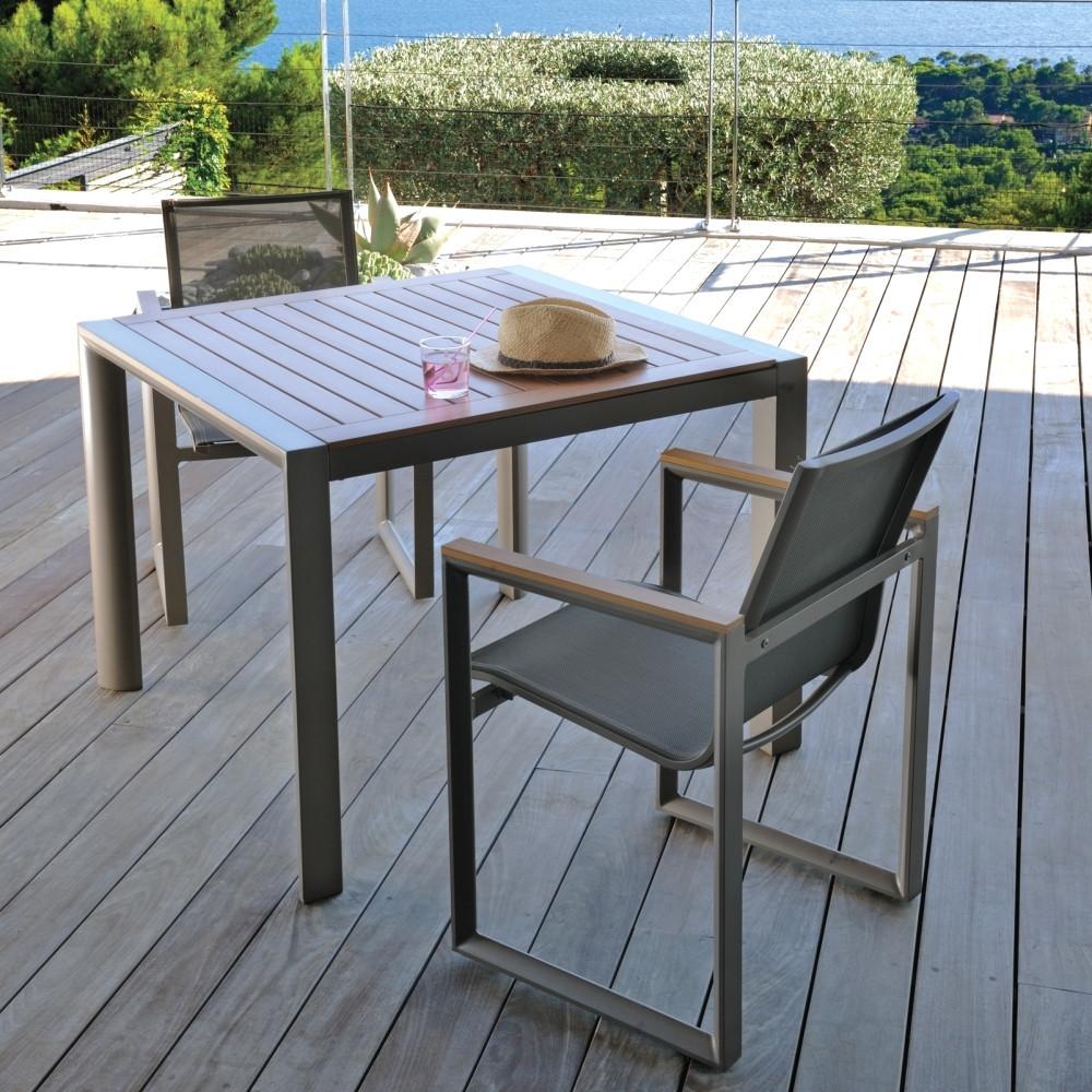 Salon de jardin pour balcon truffaut - Mailleraye.fr jardin