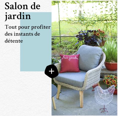 Salon de jardin quel matériau - Mailleraye.fr jardin