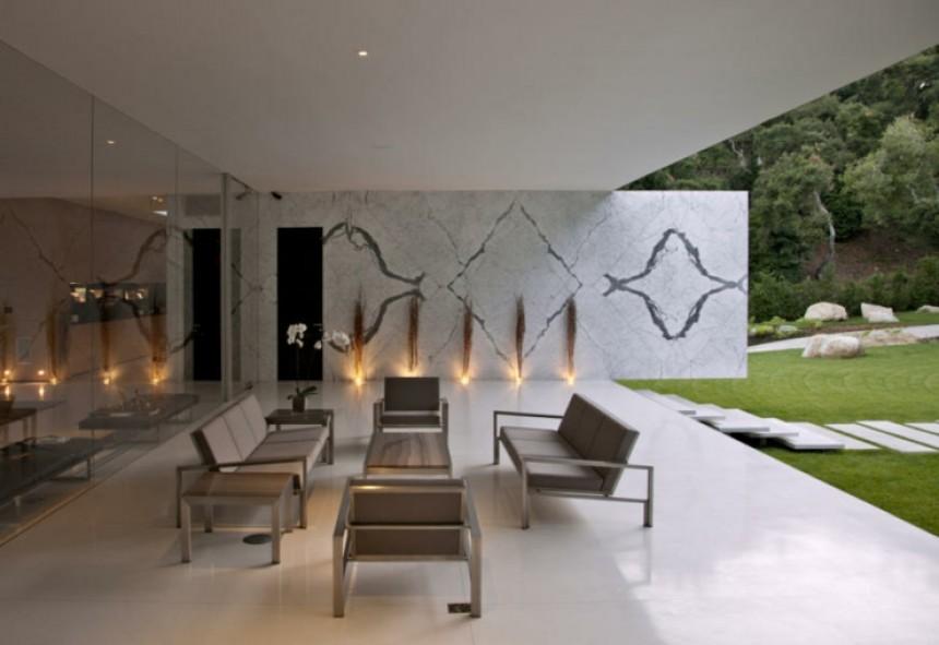 Salon de jardin design de luxe - Mailleraye.fr jardin