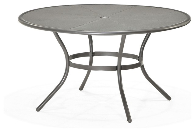 table jardin ronde - Table Ronde Jardin