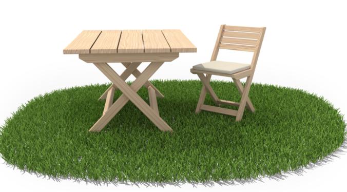 Comment nettoyer une table de salon de jardin en teck - Mailleraye ...