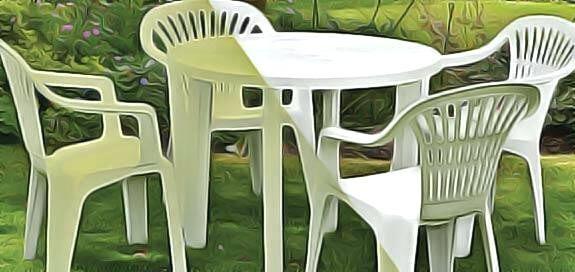 Raviver salon de jardin plastique vert - Mailleraye.fr jardin